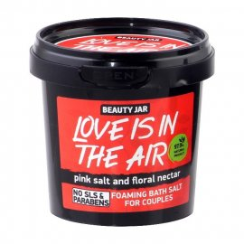 Pieniąca się sól do kąpieli dla par LOVE IS IN THE AIR Beauty Jar