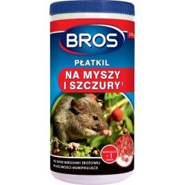 BROS Płatkil na myszy i szczury 250