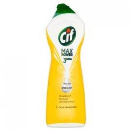 Cif Max Power Citrus Harmony Mleczko Z Wybielaczem