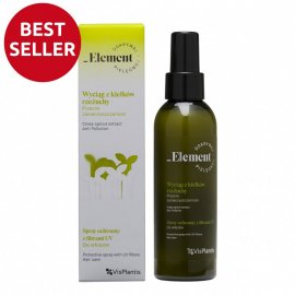 _Element Spray ochronny z filtrami UV do włosów Wyciąg z kiełków rzeżuchy