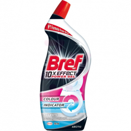 Żel do WC Bref 10xEffect Power Gel Max White