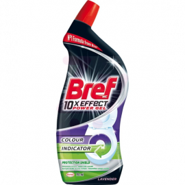 Żel do WC Bref 10xEffect Power Gel Protection Shield
