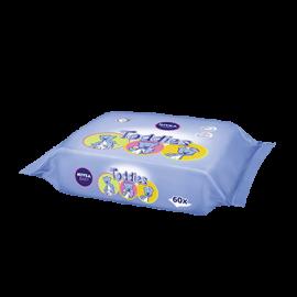 NIVEA BABY Chusteczki TODDIES 2 x 60 szt