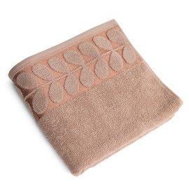 Ręcznik Ornela 70x140 cm beżowy Miss Lucy