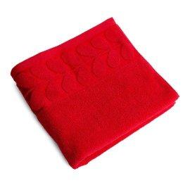 Ręcznik Ornela 70x140 cm czerwony Miss Lucy