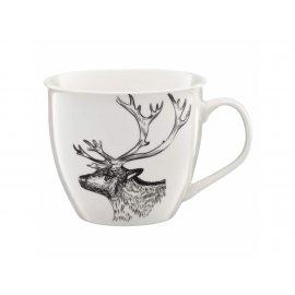 Kubek porcelanowy DEER Wild 550ml AMBITION