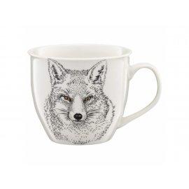 Kubek porcelanowy FOX Wild 550ml AMBITION