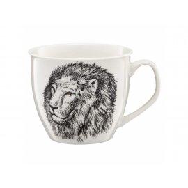 Kubek porcelanowy LION Wild 550ml AMBITION