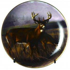 Talerz płytki 20,5 cm Boss jelenie 5187B Lubiana