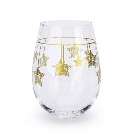Szklanki do drinków Krosno Star Collection złote 500 ml 6 szt.
