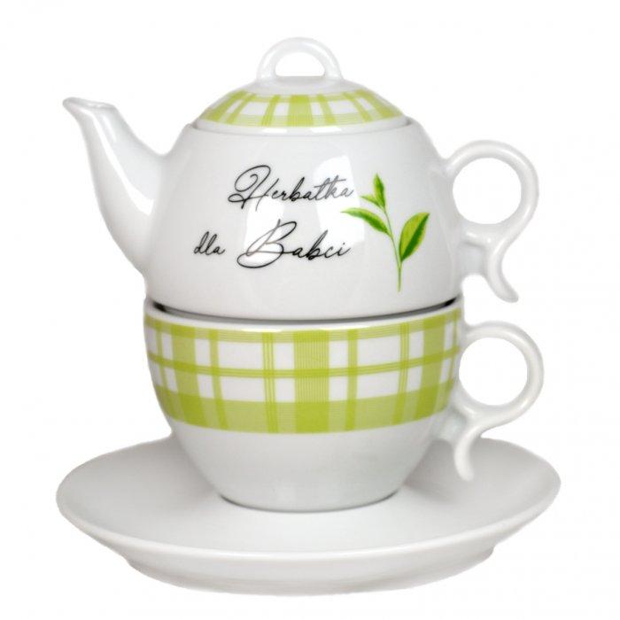 Komplet herbaciany 3 cz Bola Lubiana