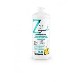 Zero - eco naturalny żel do mycia naczyń z sodą