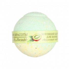 Musująca kula do kąpieli Owocowy Sorbet Beauty Jar