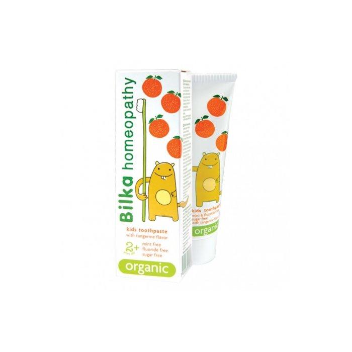 BILKA DENT- homeopatyczna pasta do zębów dla dzieci 2+
