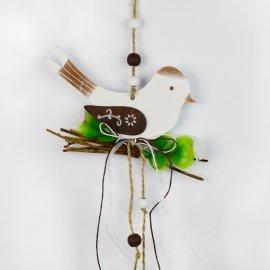 Zawieszka Wielkanocna na okno Ptaszek