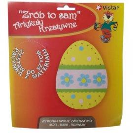 Jajko filcowe Zrób To Sam Wielkanoc
