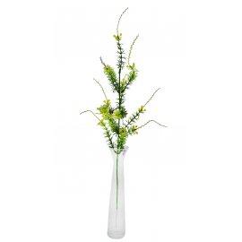 Gałązka żółty Asparagus 52 cm