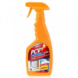 PCV, ramy okienne, linoleum płyn w sprayu Tora line 500ml