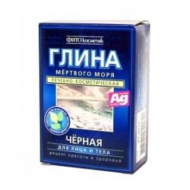 Fitokosmetik czarna glinka z Morza Martwego 0650