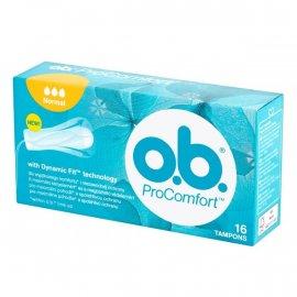 Tampony o.b. ProComfort Normal 16szt.