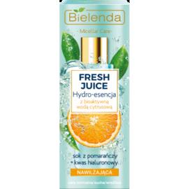 Hydro-esencja nawilżająca Pomarańcza Fresh Juicy Bielenda