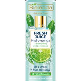 Hydro-esencja detoksująca Limonka Fresh Juicy Bielenda