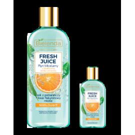 Fresh Juicy nawilżający płyn micelarny Pomarańcza Bielenda