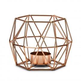 Świecznik Copper 11x9 cm TADAR