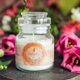 Świeca zapachowa BOHO - Crème Brûlée 150g