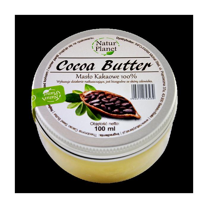 Masło kakaowe 100ml Natur Planet