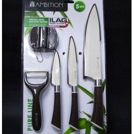 Komplet noży Pure Line Ambition
