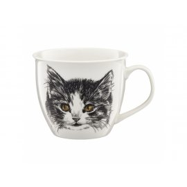 Kubek porcelanowy CAT Wild 550ml AMBITION