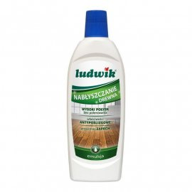 Emulsja do drewna 500ml Ludwik