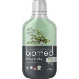 Płyn do płukania jamy ustnej WELL GUM 500ml - profilaktyka dziąseł