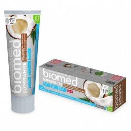Pasta do zębów wybielająca kokos Biomed 100 g