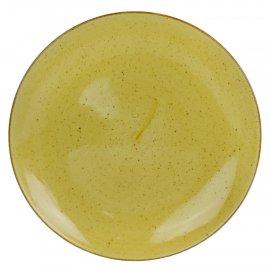 Talerz płytki Boss 20,5 6630J żółty Lubiana