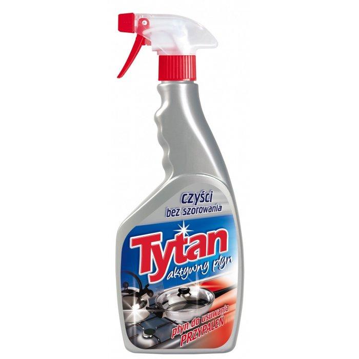 Tytan aktywny płyn do przypaleń