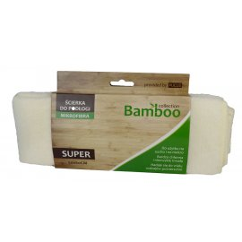 Ścierka do podłogi bambusowa 50x60cm BAMBOO