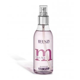 Mgiełka do ciała JFenzi Desso Mon Amie Woman body splash 200 ml