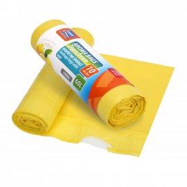 Worki na śmieci Aroma Bags wiązane 60l 10szt. RAVI