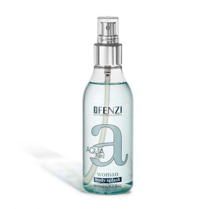 Mgiełka do ciała JFenzi Ardagio Aqua Nea for Women body splash 200 ml