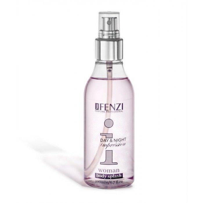 Mgiełka do ciała JFenzi Day & Night Impression for Women body splash 200 ml