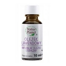 NaturPlanet Olejek lawendowy 10ml