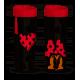 Kubek termiczny Minnie With Love 400 ml AMBITION
