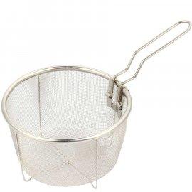 Koszyk wielofunkcyjny do smażenia frytek ze składanym uchwytem Tadar 15 cm