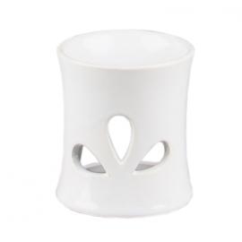 Kominek na olejek zapachowy Biały Piecyk 8x9cm