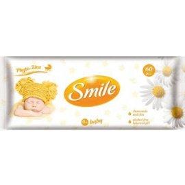 Chusteczki Nawilżane SMILE Baby 60szt.