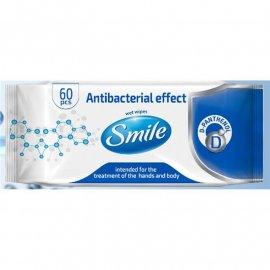 SMILE D-PANTENOL CHUSTECZKI ANTYBAKTERYJNE 60 SZT