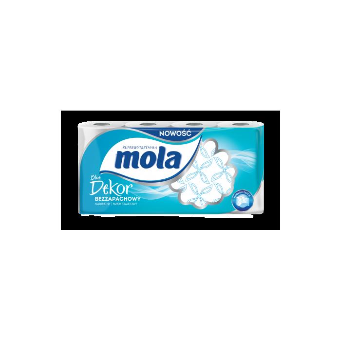 Papier toaletowy Mola Blue Decor