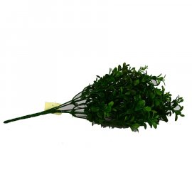 Gałązka bukiet zielony bukszpan 33cm Wielkanoc